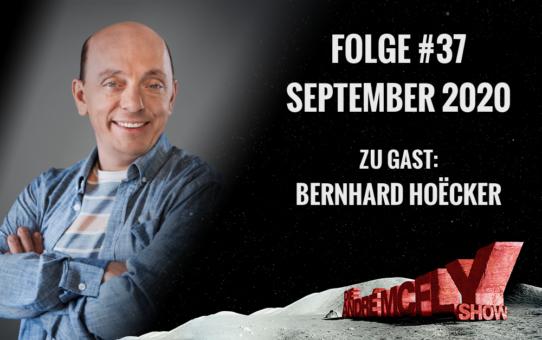 Die André McFly Show | Folge #37 | September 2020 | Gast: Bernhard Hoëcker