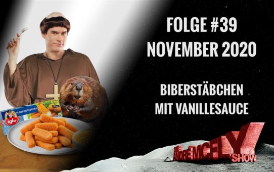 Die André McFly Show | Folge #39 | November 2020 | Biberstäbchen mit Vanillesauce