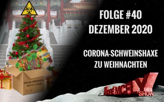 Die André McFly Show | Folge #40 | Dezember 2020 | Corona-Schweinshaxe zu Weihnachten
